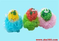 搪胶动物沐浴球