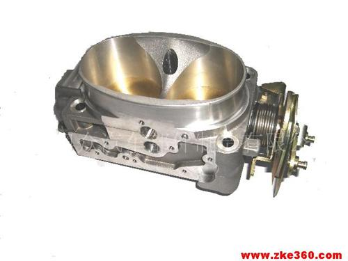 双腔节气门体 上海奥众汽车部件制造有限公司 高清图片