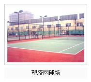 专业用塑胶网球场
