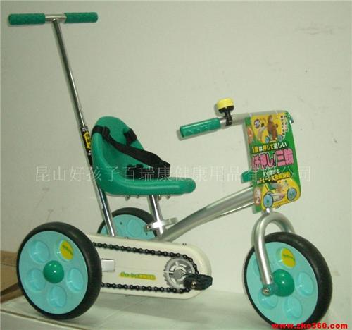 本库存儿童三轮车