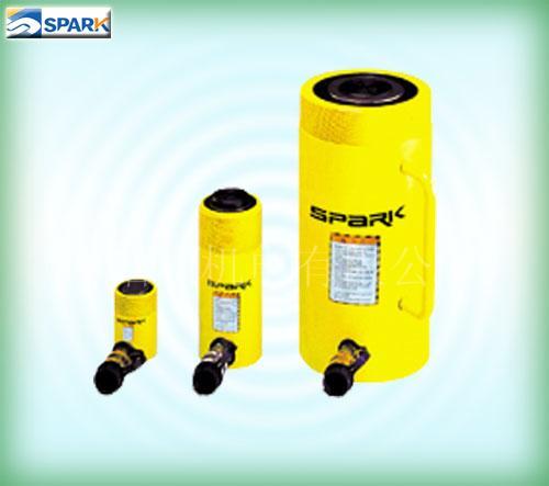 液压油缸/单动液压油缸分离式液压千斤顶图片