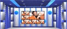 CLP4001三星DID3*3液晶大屏幕拼接墻 LCD監視器報價