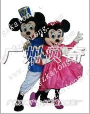 供应卡通服装/表演服装/米老鼠表演版