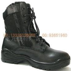 漯河鞋廠特勤靴黑色511靴 軍靴廠家