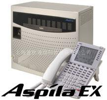 NEC Aspila EX集团电话 NEC电话交换机维修/安装
