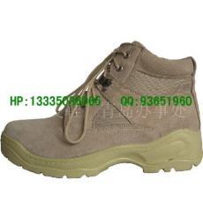 反绒沙漠靴沙色军靴漯河作战靴工厂 登山靴