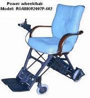 輕型電動輪椅