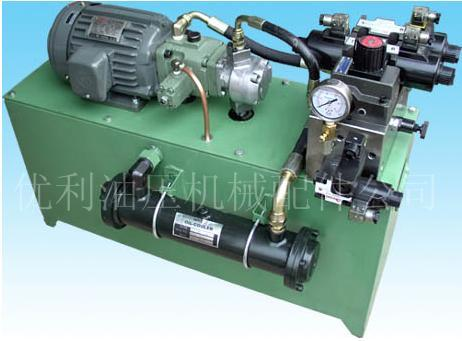 液压系统_优利油压机械配件公司图片