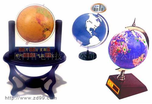 sjzq3球型艺术世界钟,地球仪钟