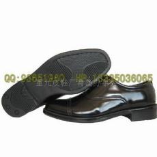 三节头皮鞋 军靴 正装皮鞋 制式皮鞋