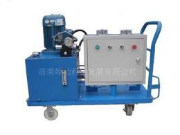 電廠專用蓄能器充氮車