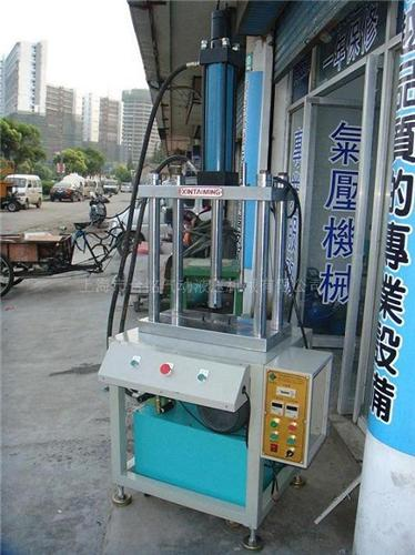 小型四柱式液压机_上海市台铭气动液压机械有限公司图片