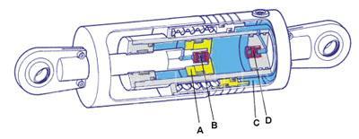 液压阻尼器图片