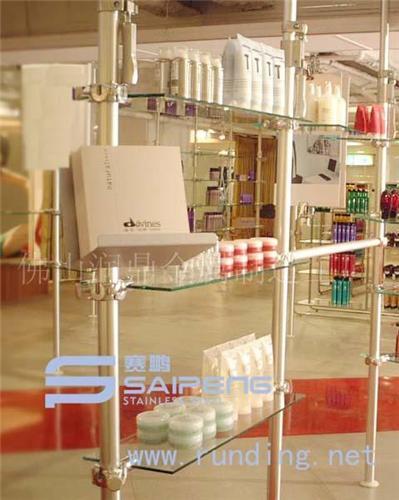设计与之匹配的产品促销展架图片