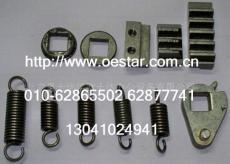 梳式胶圈装订机-胶圈 夹边条 铁圈 弹簧 压