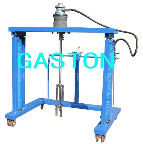 ibc桶高黏度气动搅拌机图片
