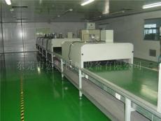 東莞PVC皮帶流水線 長安生產流水拉 虎門流水線