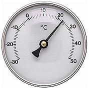 钢板温度计