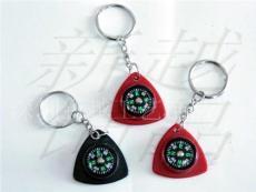 供应指南针钥匙挂件