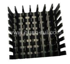 供应铝合金散热器 铝型材散热器
