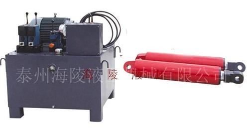 hsg型工程用液压缸是液压系统中作往复运动的执行图片