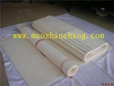 天津工业毛毡羊毛毡天津吸油毛毡