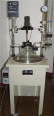 供應單層玻璃反應釜10L 雙層玻璃反應釜 旋轉蒸發器 微型高壓反應釜系列