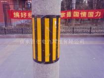 黄黒反光膜警示贴