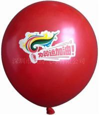 丝印深圳印刷气球 彩印气球