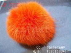 羊毛球 兔毛球 狐狸毛球 水貂毛球 工艺毛球