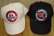 绣花帽子 工作帽 全棉棒球帽