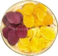 廠家批發優質特產白薯干番薯片紅薯片