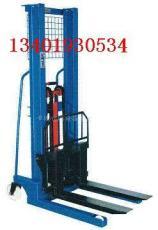 手推液压堆高车 磁性材料卡 工具车-