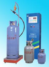 液化氣灌裝秤智能防爆灌裝機蘭洋科技