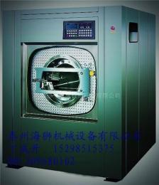 宾馆洗涤设备 海狮洗脱一体机 海狮蒸汽烘干机